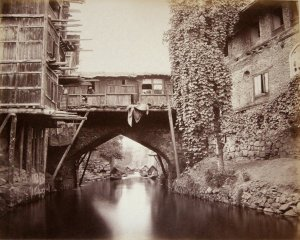 Bridge over the Marqual Canal - Cashmere