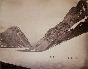 The Manirung Pass - Elevation 18,600 Feet